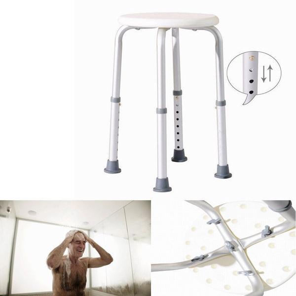 Bath, bathchair, showerstool, Aluminum