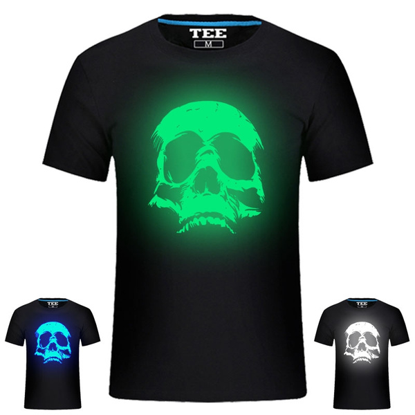 Goth, Fashion, punktshirt, skull