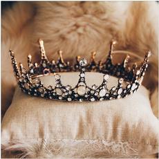 tiaracrown, Vintage, crystalcrown, crown