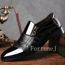 Summer, derbyshoe, Plus Size, leather shoes
