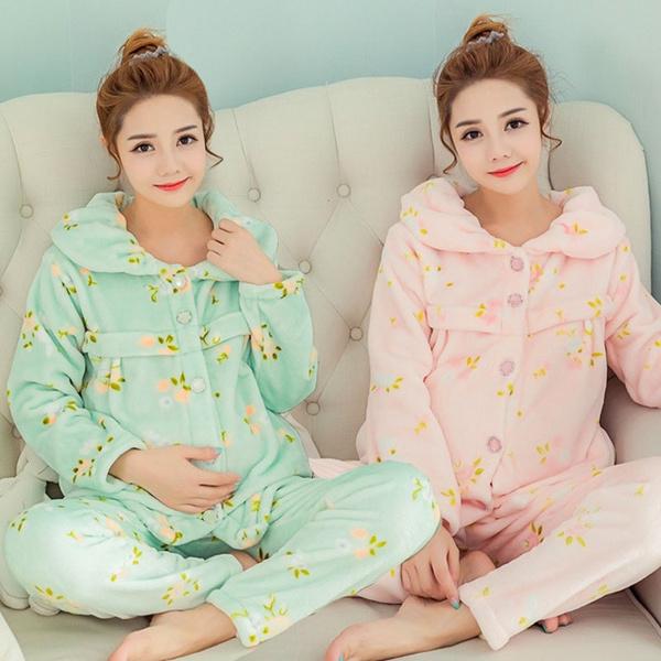 pajamaset, maternitypajama, winterpajama, Winter