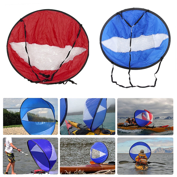windsailing, Summer, foldingsail, kayakaccessorie