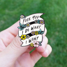 baghat, feministicon, Gifts, Pins