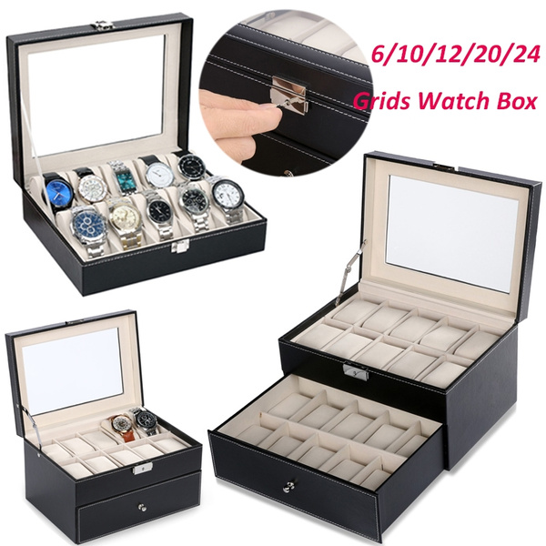 Storage Box, Box, watchdisplay, Halter