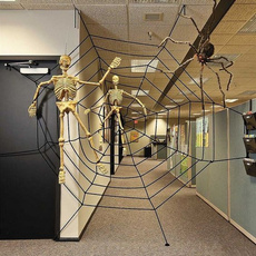 spidertoy, party, halloweenparty, house