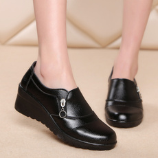 Fashion, Womens Shoes, Mother, leather