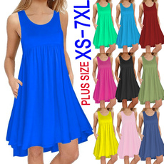 Mini, Fashion, Summer, plus size dress