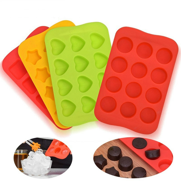 Kitchen & Dining, Ice, Silicone, Food