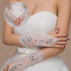fingerlessglove, Clothing & Accessories, weddinggloveswithrhinestone, Shorts