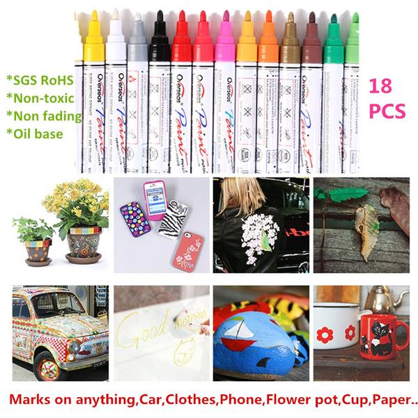 tyrepaintmarkerpen, multicolormarkerpen, paintpen, childrenspaintpen