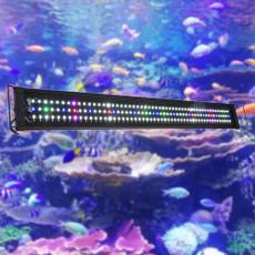 multicoloraquariumlight, fishtankledlight, fish, ledbulbsaquariumlight