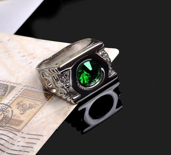 men_rings, crystal ring, Jewelry, Silver Ring