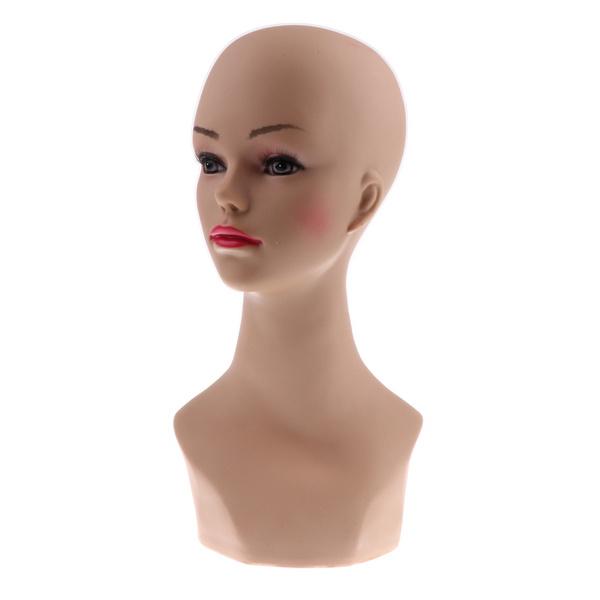 manikinhead, wig, glassesdisplayhead, Fashion