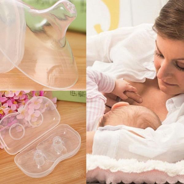 breastfeeding, Silicone, nipplecorrector, milkfeedingprotector