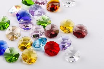 Glass, Accessories, octagon, decoration