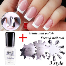 nail decoration, Lines, art, Beauty