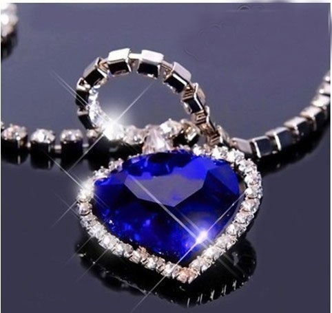 Heart, DIAMOND, Jewelry, Crystal