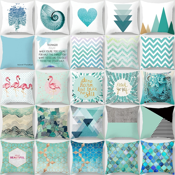 Blues, sofacushioncover, printedpillowcase, Cover
