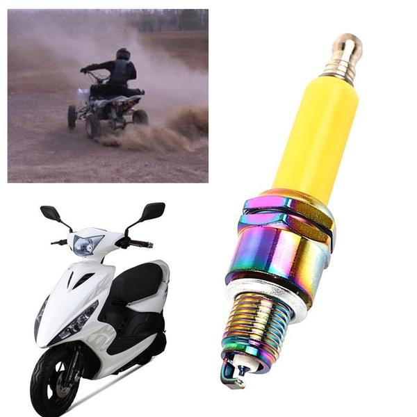 autocycle, kart, autobike, scootersparkplug