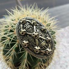 Jewelry, amuletbrooch, mensbroochpin, dragon
