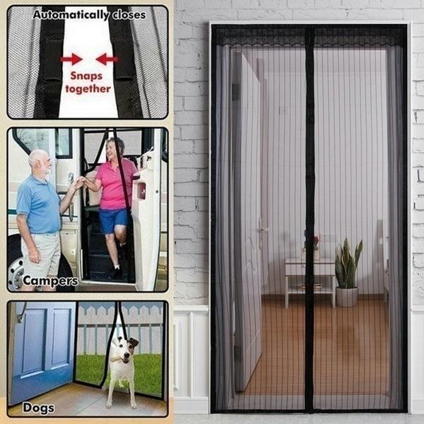 Summer, Door, practicalnet, nettingdoor