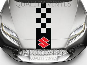 alto, Graphic, Racing, Bonnet