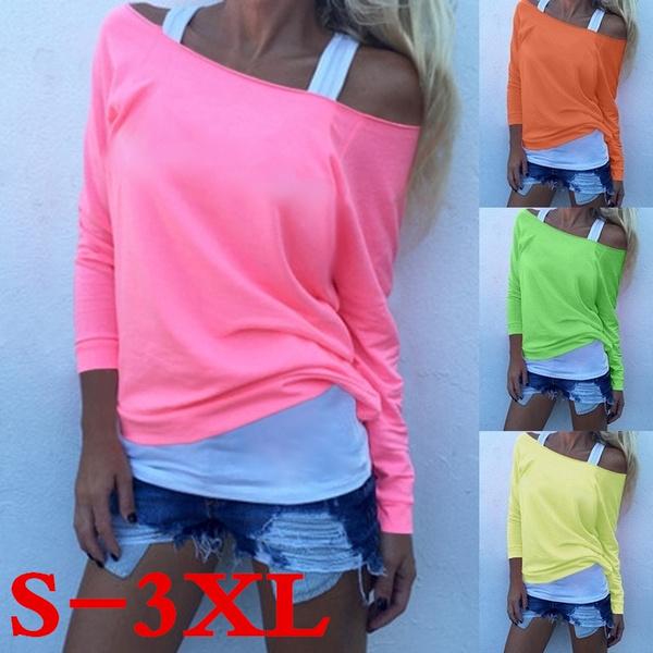 blouse, off shoulder top, Plus Size, autumnblouse