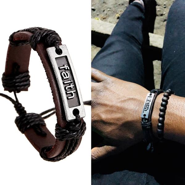 Charm Bracelet, Genuine, Wristbands, Simple