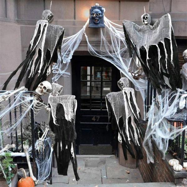 ghost, halloweendecorationsforhome, Door, halloweendecorationhorror
