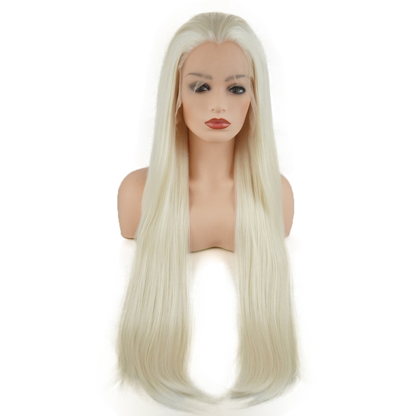 Heavy, Synthetic Lace Front Wigs, Lace, lights