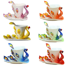 Coffee, coffeecupset, Gifts, Cup