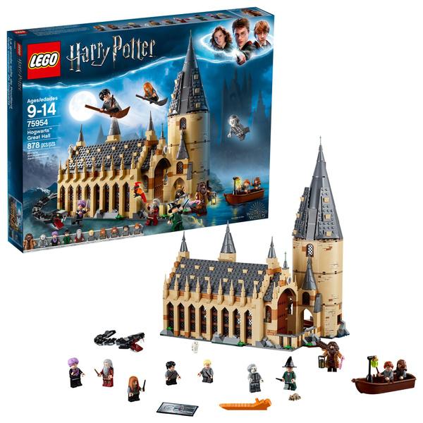 Harry Potter, Toy, boardgamespuzzlesbuildingblock, Lego