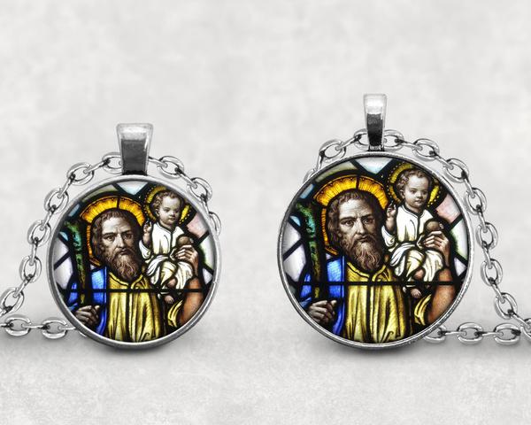 catholic, cabochon, Jewelry, Gifts