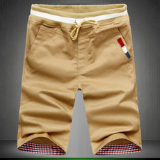 Summer, Cotton, Shorts, sport pants