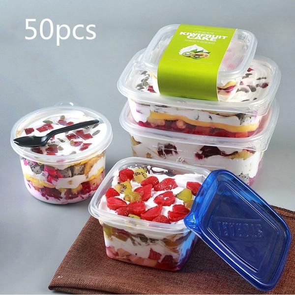 Box, freshkeepingbox, salad, bento