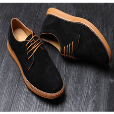 Suede, cow, for, pointed
