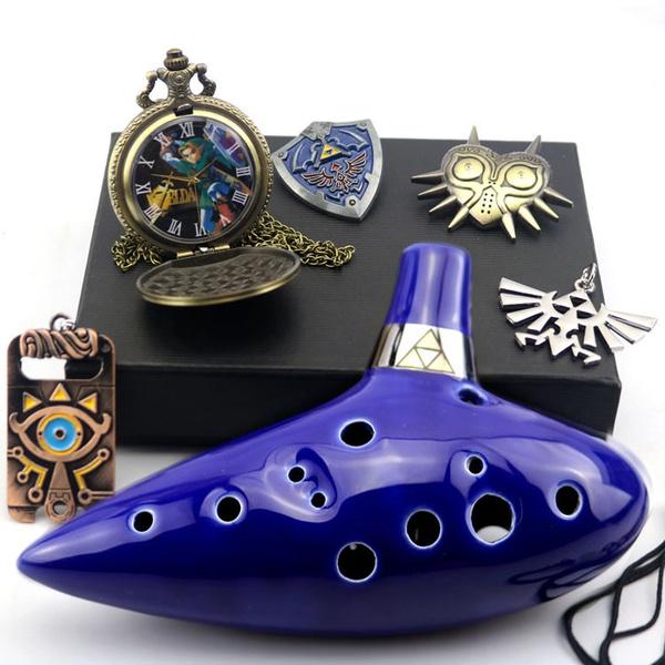 Blues, Zelda, Set, Jewelry
