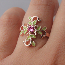 Fashion, Jewelry, rings for women, Simple