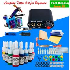 Box, Mini, tattookit, Tattoo Supplies
