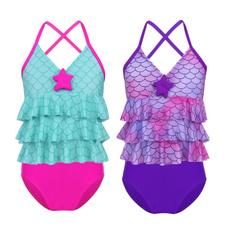 Two Piece Swimwear, Fashion, Swimming, bikini set