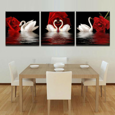 Wall Art, canvaspainting, Home & Living, Posters