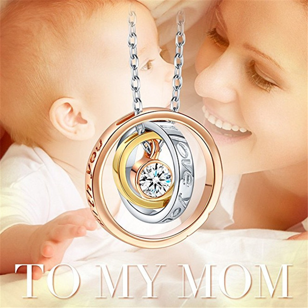 DIAMOND, Jewelry, gold, motherdaysgift