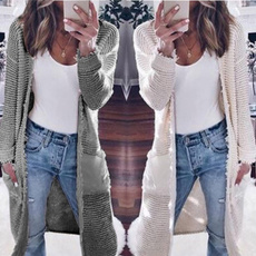 Fashion, Tops & Blouses, Sleeve, sweater coat