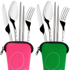 Forks, Outdoor, Picnic, camping