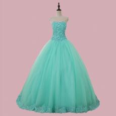 sweetheart, Necks, Dress, Party Dress