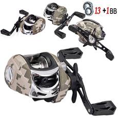fishingwheel, baitcastingreel, Metal, fishingspinningreel