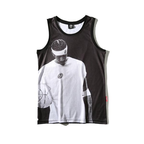 alleniverson, Summer, Vest, Fashion