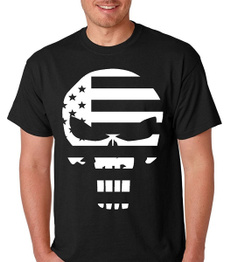 irregulartshirt, Tops & Tees, men's cotton T-shirt, print t-shirt