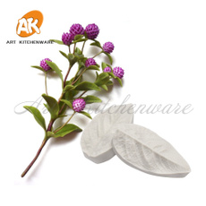 Flowers, foodgradesiliconecakemold, leafcakemold, cake mold
