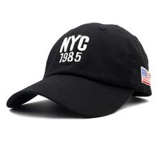 Adjustable Baseball Cap, Fashion, nyccap, bonemasculino